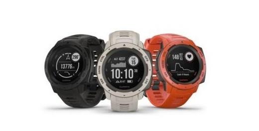 防水耐用+長續航!佳明發布新款Instinct GPS手表