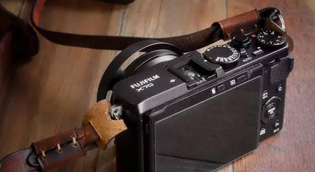 小巧復古富士X70相機,買到就賺到的拍片神器