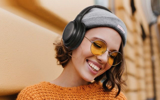 Taotronics 头戴式蓝牙降噪耳机