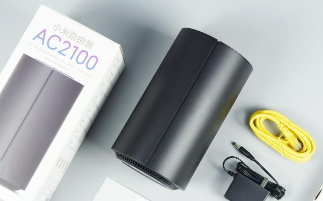 「超逸酷玩」支持1000M带宽高速玩游戏的小米路由AC210