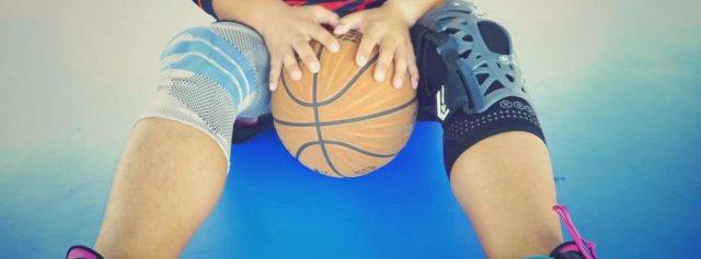 球场上膝盖的保护神,Donjoy运动护膝深度测评   视频