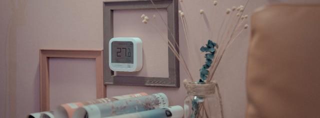 温湿度计守护宝宝健康?科学监控超限报警,给ta更舒适的生活环境!