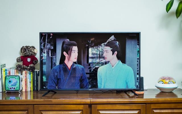 千元级43吋智能电视,观看陈情令的最佳打开方式!