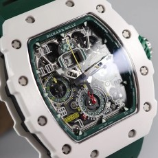 KV厂里查德米尔RM011-03LMC计时腕表实拍测评