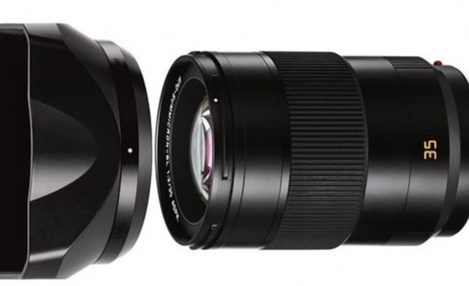 史上最大Summicron35镜头! 徕卡APO-Sumicron-SL 35mm F2 ASPH发布