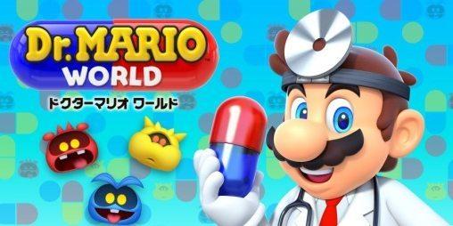 「新東西」手游《馬里歐醫生:世界》將于7月10日推出,支持安卓與iOS