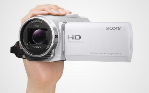 拍孩子神器,Sony新品攝像機,五軸防抖大變焦