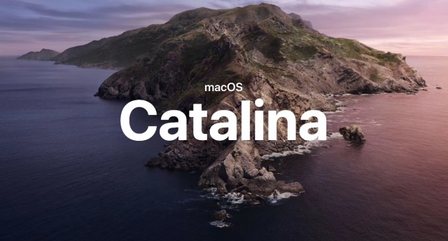 再见iTunes,让iPad与mac合为一体!macOS Catalina正式发布