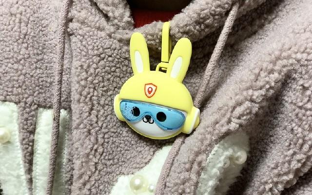 儿童防丢产品现已成为社会刚需,果兔徽章聪明妈妈的选择!