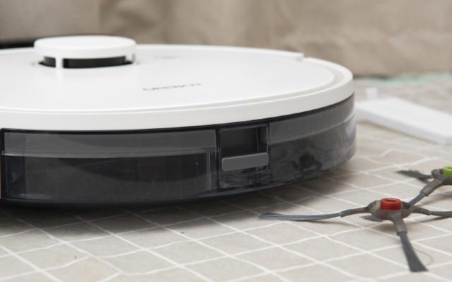 360°高效清洁的科沃斯DEEBOT N3 扫地机器人使用体