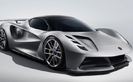 Lotus蓮花第一輛超過2000馬力的電動超級跑車,百公里加速僅3秒