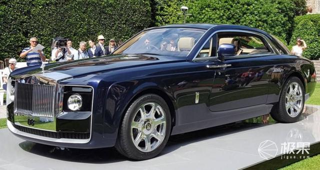 劳斯莱斯造「史上最贵豪车」!陆地游艇卖1.8亿,全球仅3台...