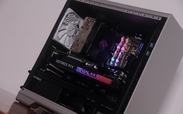 RTX 2070 SUPER显卡游戏主机搭建