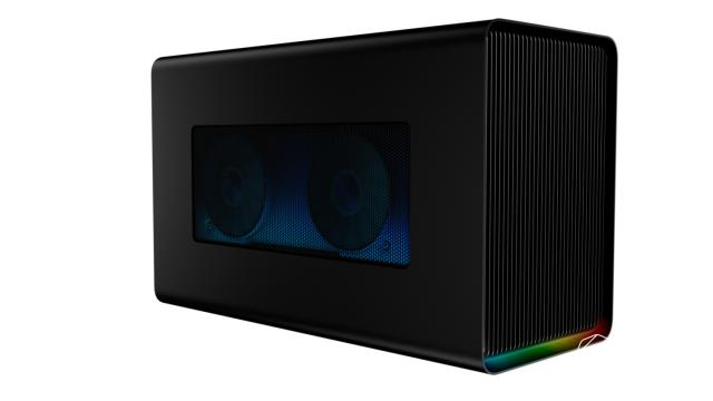 新东西|?免工具拆装、支持主流显卡,雷蛇发布全新显卡扩展坞