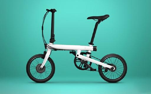 小米米家自行車,智能助力騎起來更輕松