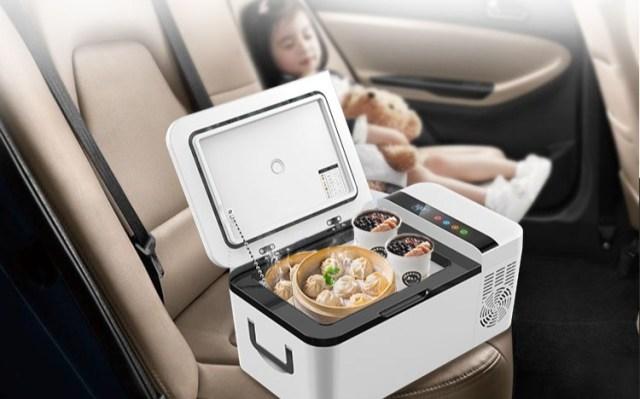 冰匠車載冰箱BCD15加熱款