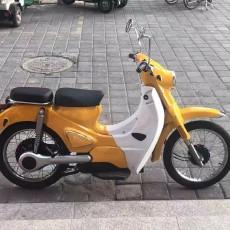 森蓝B1/蓝调电动摩托车体验报告:驾乘体验一流