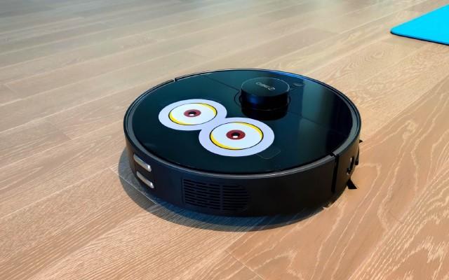 地毯增壓,拖地附壓,防纏繞防碰撞|360掃地機器人T90評測