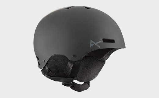 ANON HardGoods Raider滑雪头盔:ABS防?#19981;?#22771;体,透气不闷热