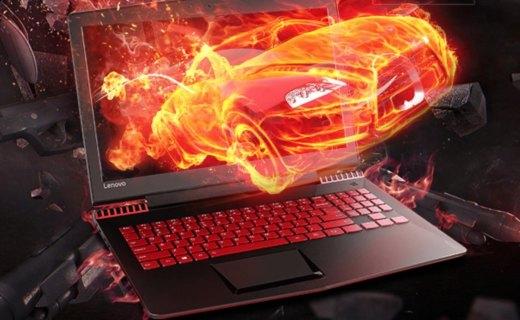 联想拯救者游戏笔记本:GTX1050Ti显卡性能出色,惊艳外观重量轻便