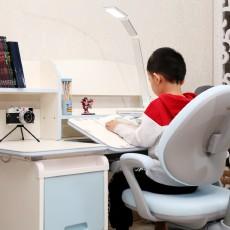 养成良好学习坐姿 从这套学习桌开始:西昊H3+K16学习桌椅