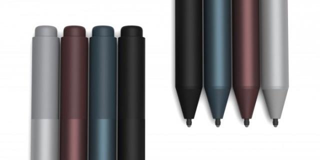「新东西」全兼容+多设备切换,新一代Surface Pen曝光