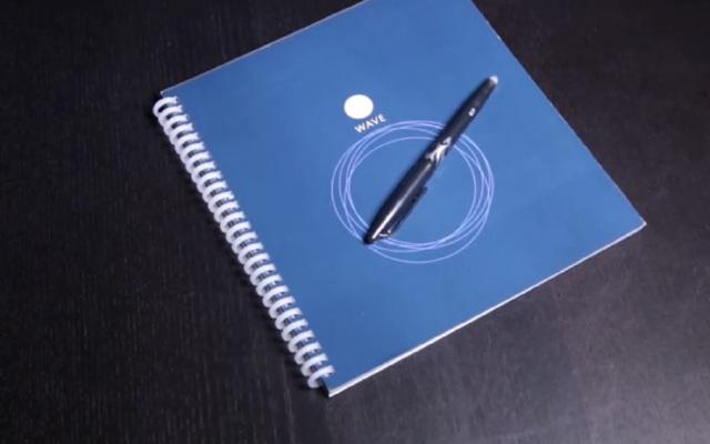 能用一辈子的神奇笔记本,吹吹风就?#31859;?#36857;消失