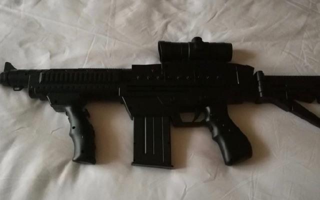 100%枪战游戏代入感,锐火体感游戏枪体验