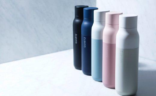 帶紫外線殺菌功能的保溫瓶,保護你的飲水健康