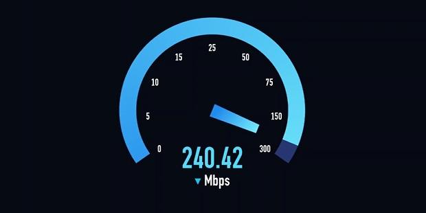 肉測5G!網上來了,但遇到它依然下不動…