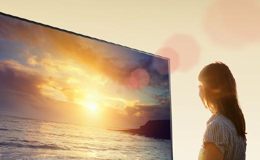 索尼100吋4000尼特超強背光電視!亮度提升8倍!