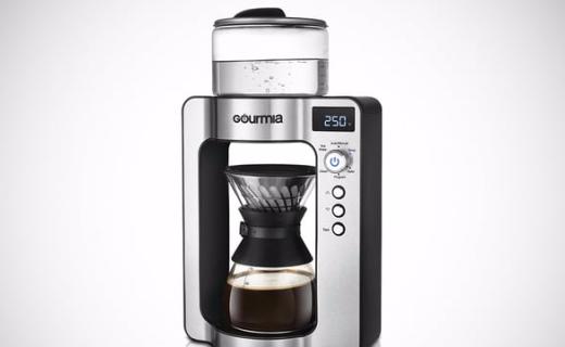 支持語音助手的聯網咖啡機,還能做出你愛的味道