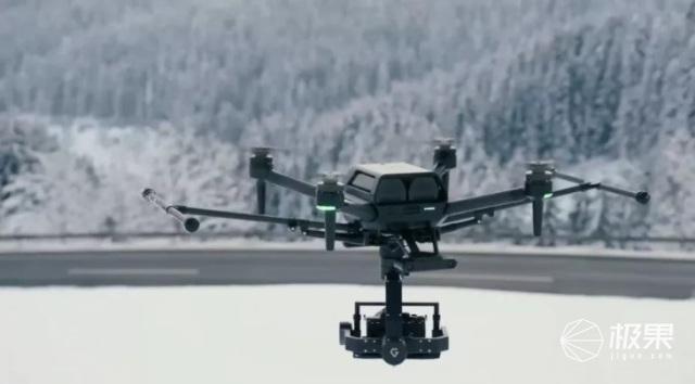 为冒险而生!索尼发布Airpeak无人机,主打专业影像