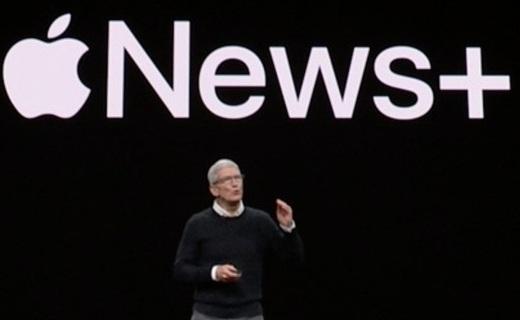 苹果推出NEWS+新品应用,涵盖300多种?#21448;?#26032;?#29275;?.99美元享受全年服务