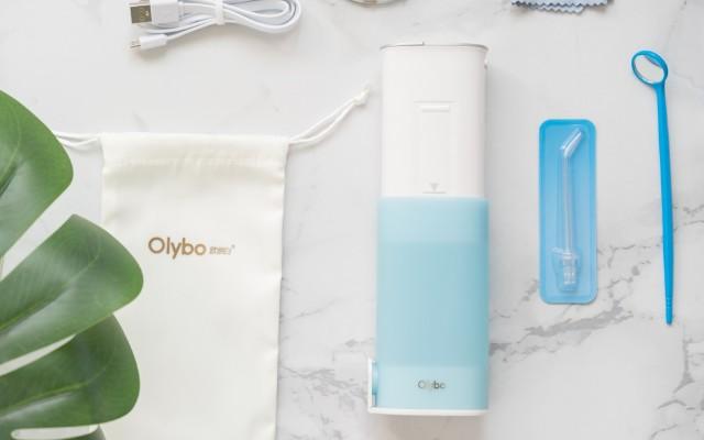 小米有品上的實用新國貨,能裝進口袋|歐麗白便攜沖牙器體驗