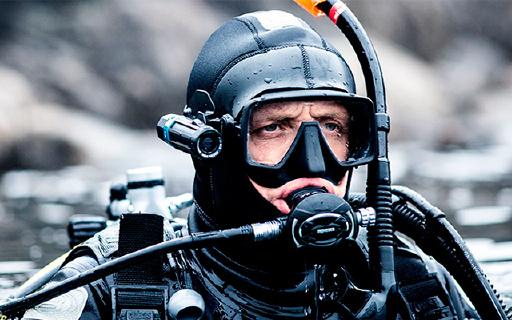 超強潛水運動相機,水下200米輕松錄4K