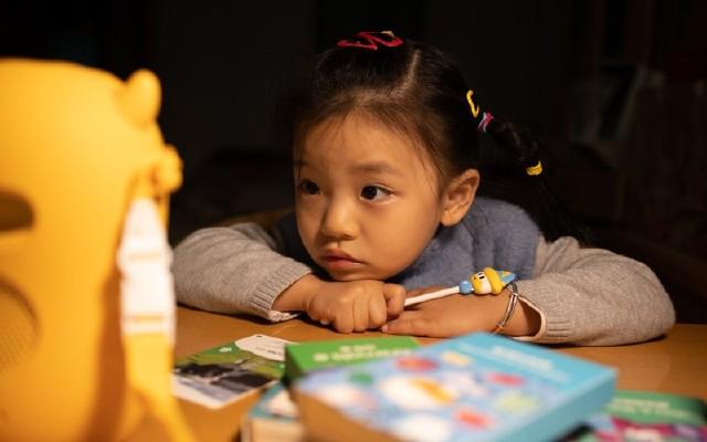 繪本閱讀,指哪讀哪,送給孩子的智能家教,體驗牛聽聽早教機