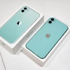 iPhone 11薄荷綠開箱:這綠色不要太好看