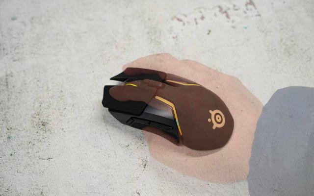 双传感器真旗舰:赛睿Rival 650 无线双模鼠标