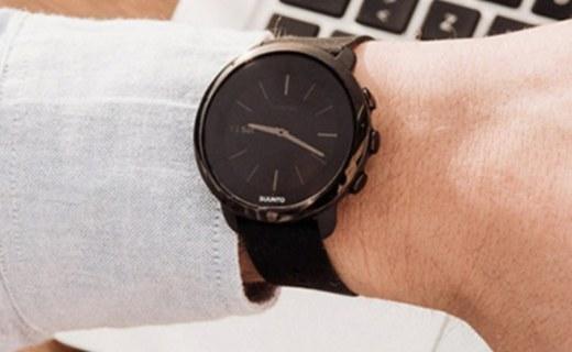 颂拓 3 FITNESS智能手表:轻量化设计,轻度健身入门首选
