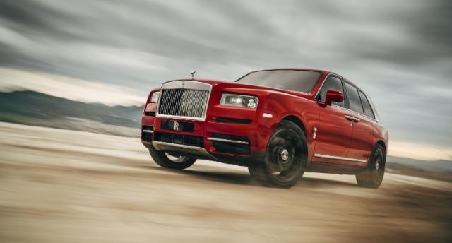 勞斯萊斯推出總統一號同名凱雷德豪華SUV,預計年底發布