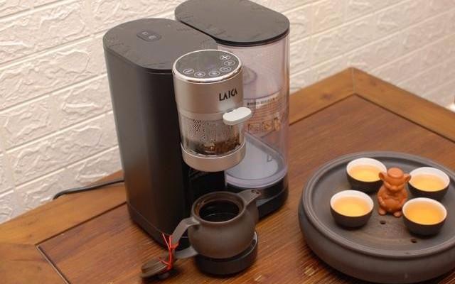 科技改變茶飲習慣,讓一杯好茶無需等待:LAICA凈水泡茶一體