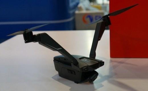 「CES 2020」轻巧还持久?零零科技新款无人机V-Coptr Falcon,长相酷似大蝙蝠
