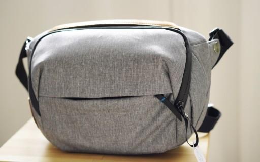 防水耐磨多功能,背負舒適讓我扔掉了雙肩包 — 巔峰peak design everyday sling 腰包體驗   視頻
