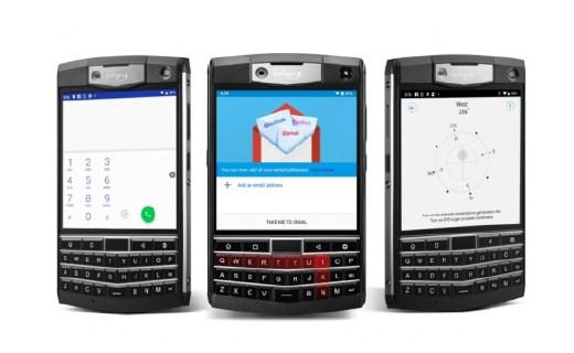 「新東西」酷似黑莓,國產廠商推出全鍵盤方屏安卓機
