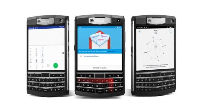 「新东西」酷似黑莓,国产厂商推出全键盘方屏安卓机