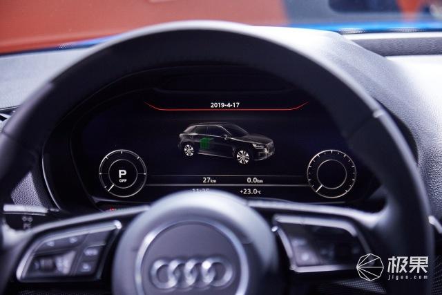 上海车展|奥迪新车发布:Q2Le-tron纯电SUV,预计第二季度上市