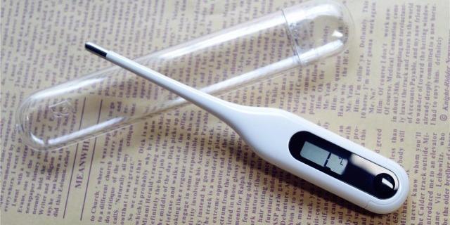 便捷测温 数值显示,轻松测得你的体温 — 小米米家秒秒测医用电子体?#24405;?#20307;验