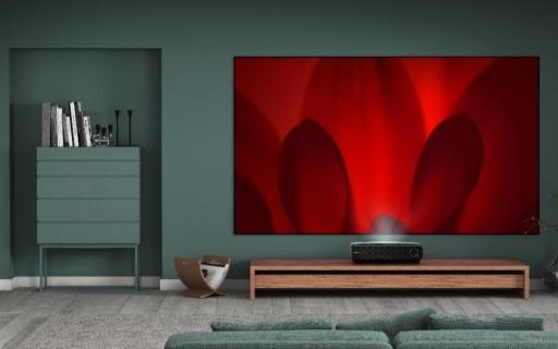 海信激光電視全新產品陣容發布,80寸只賣2萬!