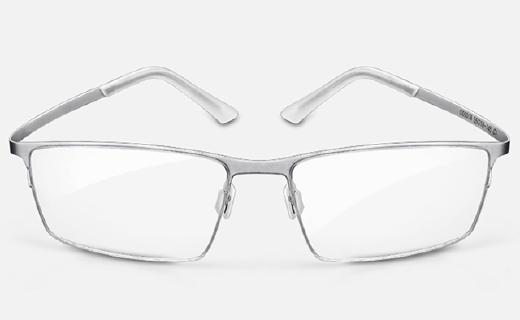獨美眼鏡,比A4紙還輕再也不用擔心壓鼻梁了